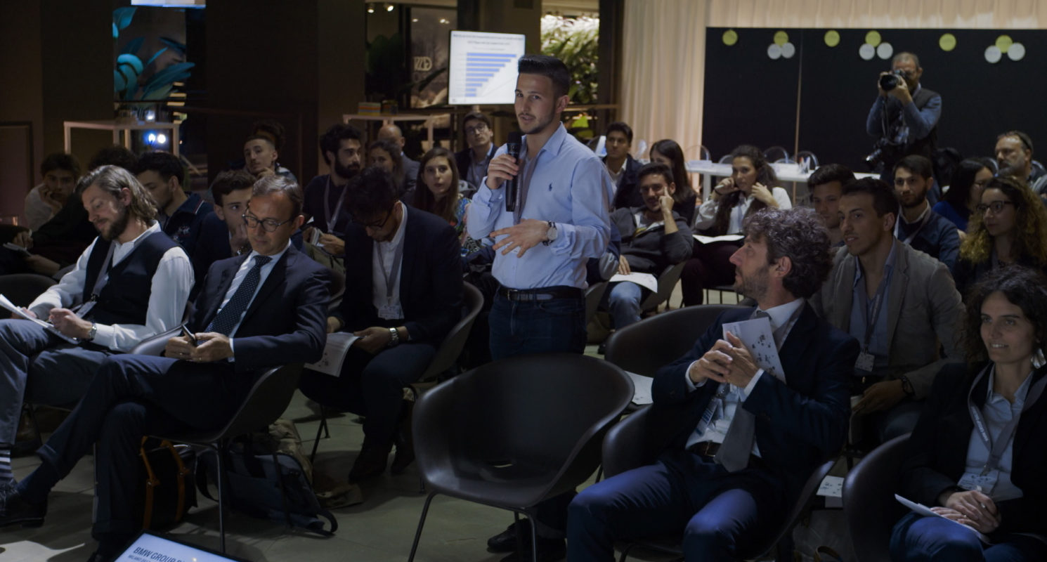 BMW Group Student Forum Milan - Spot