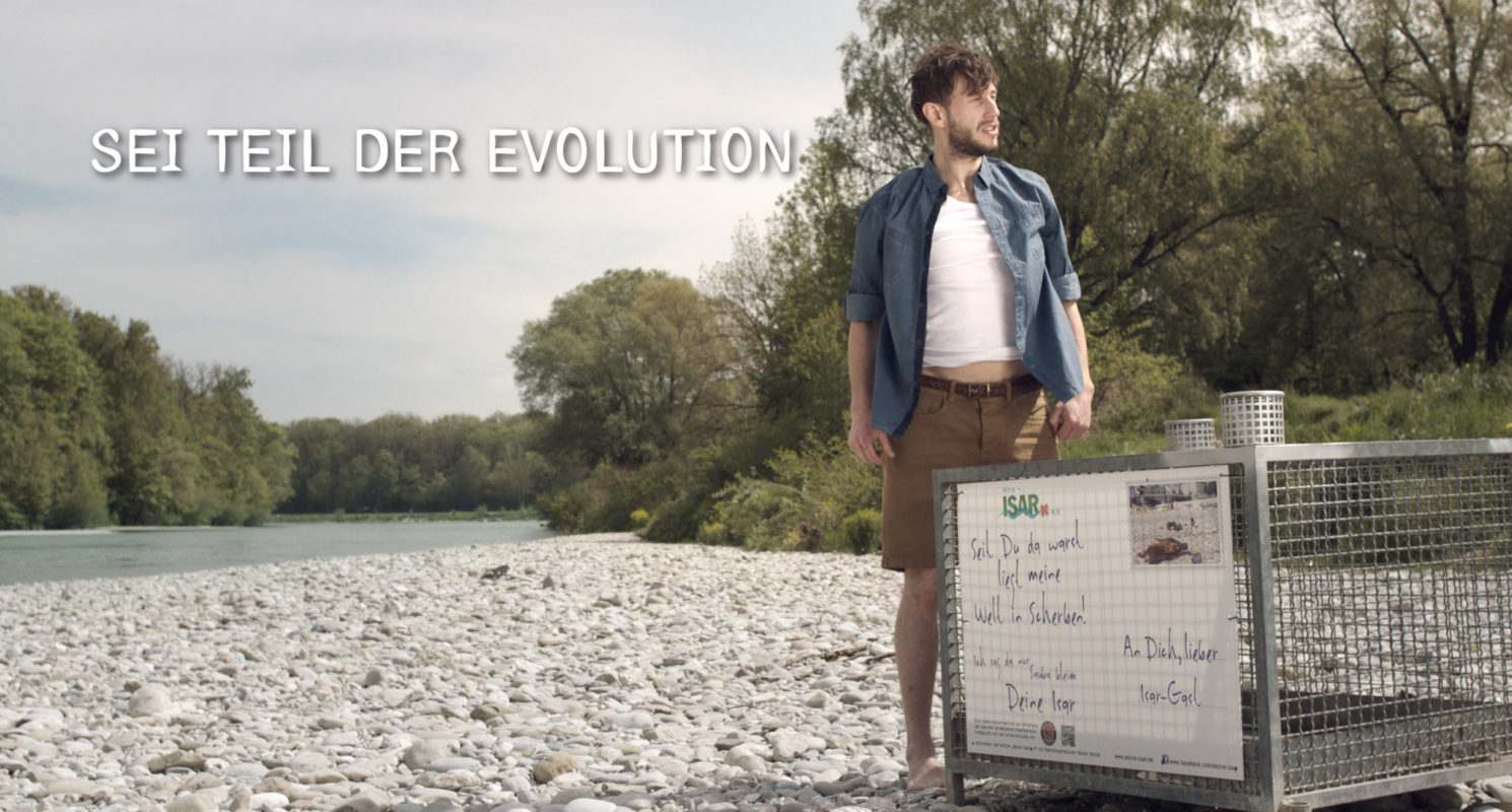 Isarevolution - Sei Teil der Evolution